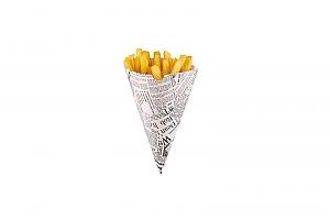 Newspaper print chip cones.jpg